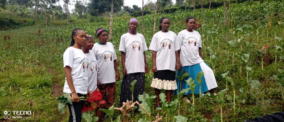 Emmah's Garden Women's Group